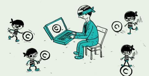Нарушение авторских прав